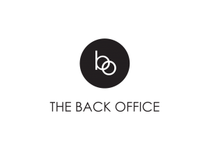 Logo The Back Office